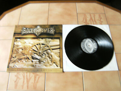 Bolt Thrower - Those Once Loyal LP First Press 2005 Morbid Angel, Napalm Death