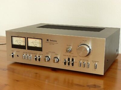 Technics SU 7700 Stereo Verstärker, revidiert, Klassiker, mint condition!
