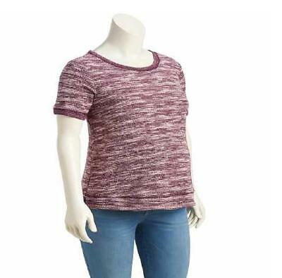 Maternity Top Plus Size 2x 3x Old Navy Knit New NWT
