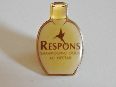 Pins Marque Respons Shampoing doux au nectar