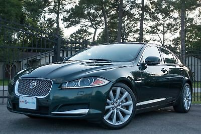 Jaguar XF  2012 Green!