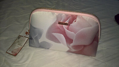 Ted Baker Pretty Pearly Treats Toiletries Bag Gift Set Womens Present For Her!