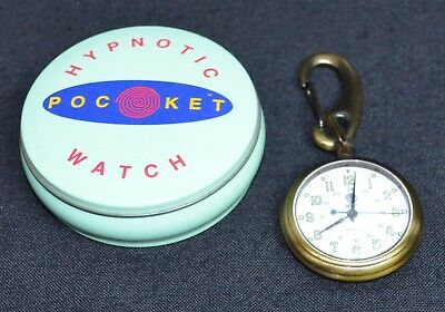 Hyp Pocket Watch With Original Tin - Railroad - Conductor