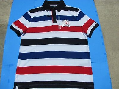 403ebf73 Tommy Hilfiger Performance Pique Polo New York City Wicking +UV Protection  SizeM