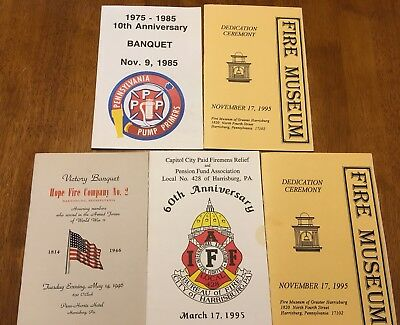 1919 brooklyn ny fire department engine company 276 fire station log banquet dedication books from the pa pump primers hope fire company harrisburg fandeluxe Gallery