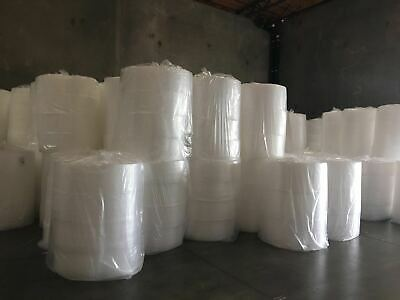 """Bubble cushioning wrap 3/16""""- 700 ft x 12"""" perforated every 12"""" MADE IN U.S.A"""