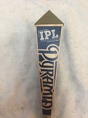 Pyramid Brewery India pale lager Tap Handle