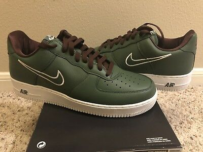 super popular 5c671 fcabe New DS 10.5 Nike Air Force 1 Hong Kong Forest Green Premium Co.jp