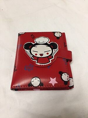 Tri-Fold Japanese Pucca Vinyl Wallet / Purse