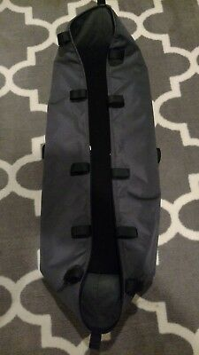 Bugaboo Cameleon 1 or 2 Bassinet / Carrycot | Dark Grey | Pre-owned