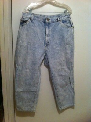 Vtg Lee Jeans Acid Wash Women's Size 20W Pet