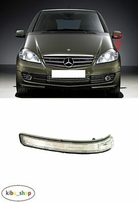 Mercedes-Benz A-Class W169 2008 - 2012 New Wing Mirror Led Indicator Left N/s