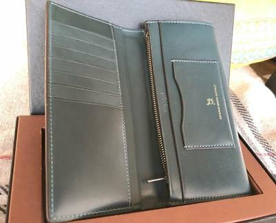 127e64bf COACH MENS RETAIL Breast Pocket Wallet in Water Buffalo Leather Style 55249