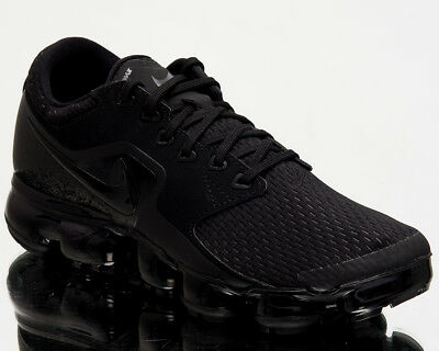 Nike Wmns Air VaporMax Womens New Running Shoes Women All Black AH9045-002 e578b695f