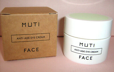 MUTI FACE Anti-Age Eye Cream Augencreme Augen Pflege Creme 15 ml NEU in OVP