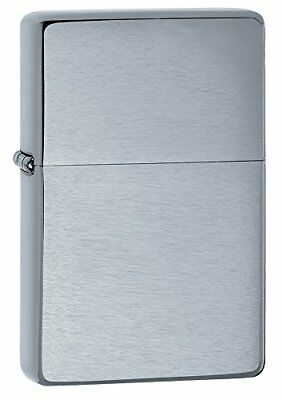 Zippo Vintage Series 1937 Lighter without Slashes Br Chrome Windproof #230.25