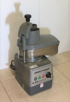 Robot Coupe R402 Series A  R402A Continuous Feed Food Processor