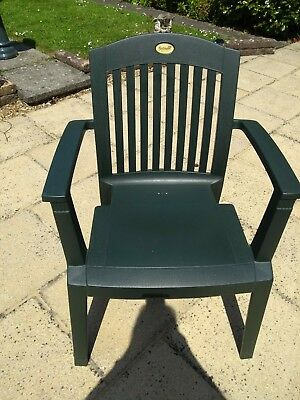 Ongekend HARTMAN PRESTIGE GARDEN Chairs x 4 with cushions. Good quality and AB-52