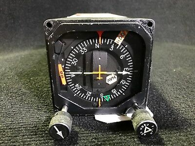 Navigation Situation Display - Edo-Aire - P/N 52D136-1333 - Aviation