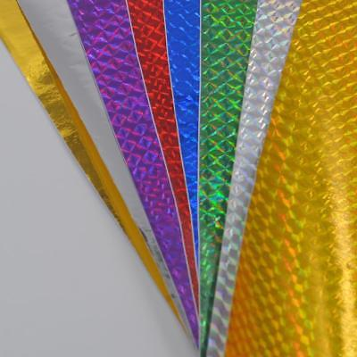 Holographic Adhesive Film Flash Tape For Lure Making Fly Tying Metal Hard Baits