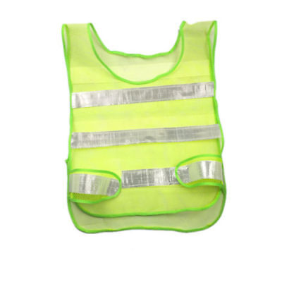 High Safety Security Visibility Reflective Vest Construction Traffic Warehouse