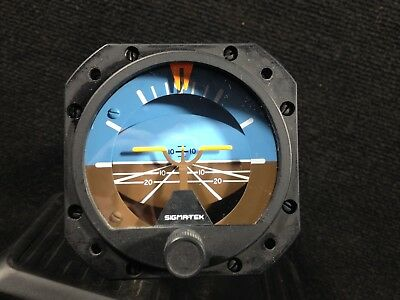 Attitude Gyro 5000B-36 - Sigma-Tek Inc. - P/N 23-501-06-16 - Aviation