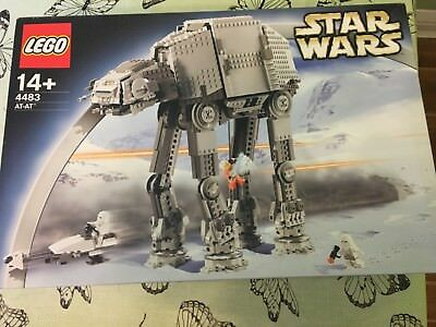 Lego Star Wars 4483 At At Excellent Condition With Original Box