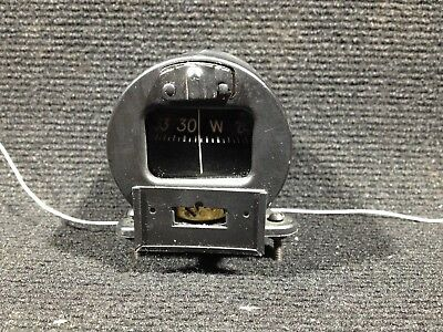 Compass and Housing Assy - Airpath Instruments - P/N C2400L4P - Aviation