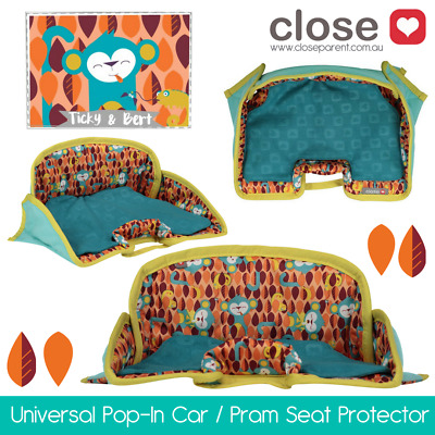Close Pop-In Universal Car and Pram Seat Protector SECONDS