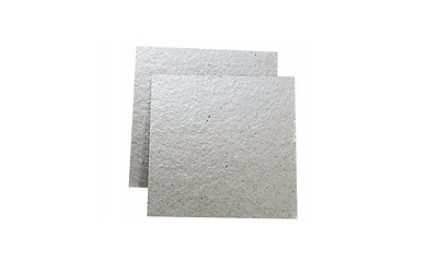 4x  5.1''*5.1'' Microwave Cover Oven Mica Wave Guide Cover Sheet Repairing Part