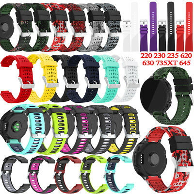 For Garmin Forerunner 220 230 235 620 630 735XT--Unisex Belt Wrist Band Bracelet