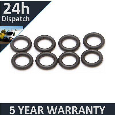 FOR FORD 2.7 DIESEL INJECTOR LEAK OFF ORING SEAL SET OF 4 VITON RUBBER UPGRADE
