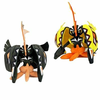 Pokemon Center Tapu Koko Shiny Tapu Koko Plush Doll Stuffed Animal Toy #785 12""
