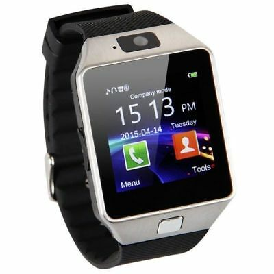 DZ09 Smartwatch Bluetooth Android Handyuhr GSM SIM Camera für Samsung iOS iPhone