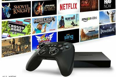 Amazon Fire TV Gaming Edition | Streaming Media Player With Game Controller