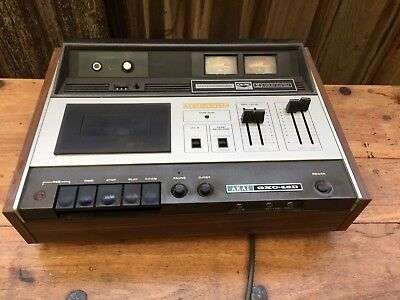 AKAI GXC 46 D Tape Deck Retro System