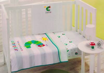 The Very Hungry Caterpillar Cot Comforter Nursery Gift Baby Bedding New
