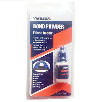 Visbella Fabric Pants Bond Powder Repairing Bonding Glue Denim Repair Waterproof