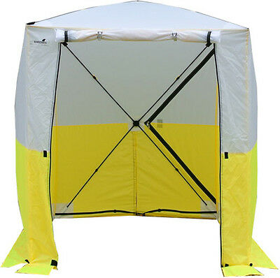 1.4x1.4x2m Pop Up Work Tent Shelter Welding Screen /Maintenance /Telecom