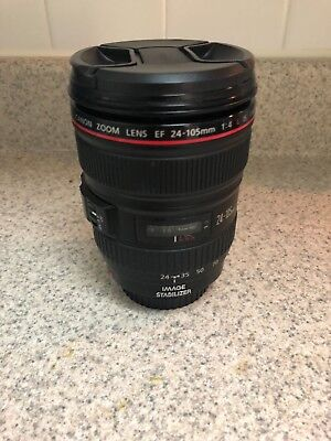 Canon EF 0344B002 24-105mm 1:4 L IS