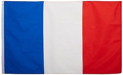 France National Country Flag 3' x 5' Feet Polyester Durable Flag Quality