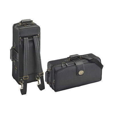 Yamaha TRC 800E Double Trumpet Case with Backpack Straps/YTR-8335 9445 8445 Xeno