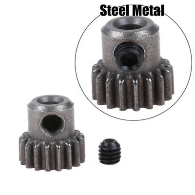 Steel Metal Spur Differential Main Gear 64T Motor Pinion Gears For HSP Redcat