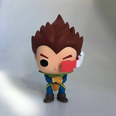 Funko Pop Dragonball Z#10 Planet Arlia Vegeta Goku Vinyl Figure Toy Dragon Balls