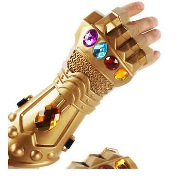Thanos Infinity Gauntlet Marvel Legends Thanos Gauntlet Gloves Avengers Kid Toy
