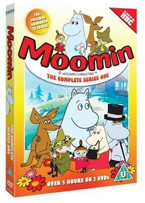 The Moomin - Series 1 - Complete [1990] (DVD)