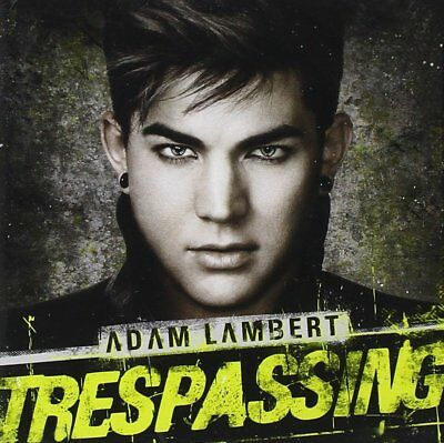 Adam Lambert - Trespassing Deluxe Edition (CD)