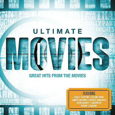 Various - Ultimate... Movies (CD)