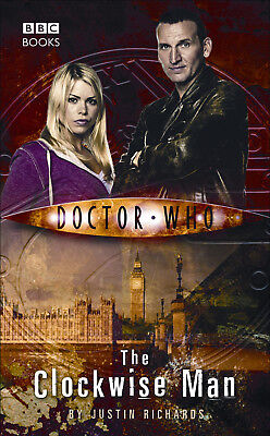Doctor Who: The Clockwise Man - Richards,justin