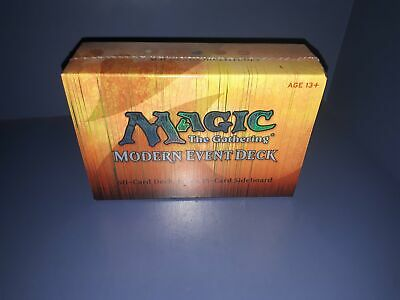 New Wizards of the Coast Sealed Magic the Gathering Modern Event Deck